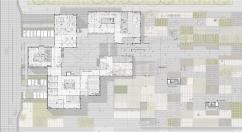 Biblioteca y Equipamientos Culturales en Broadacre-1