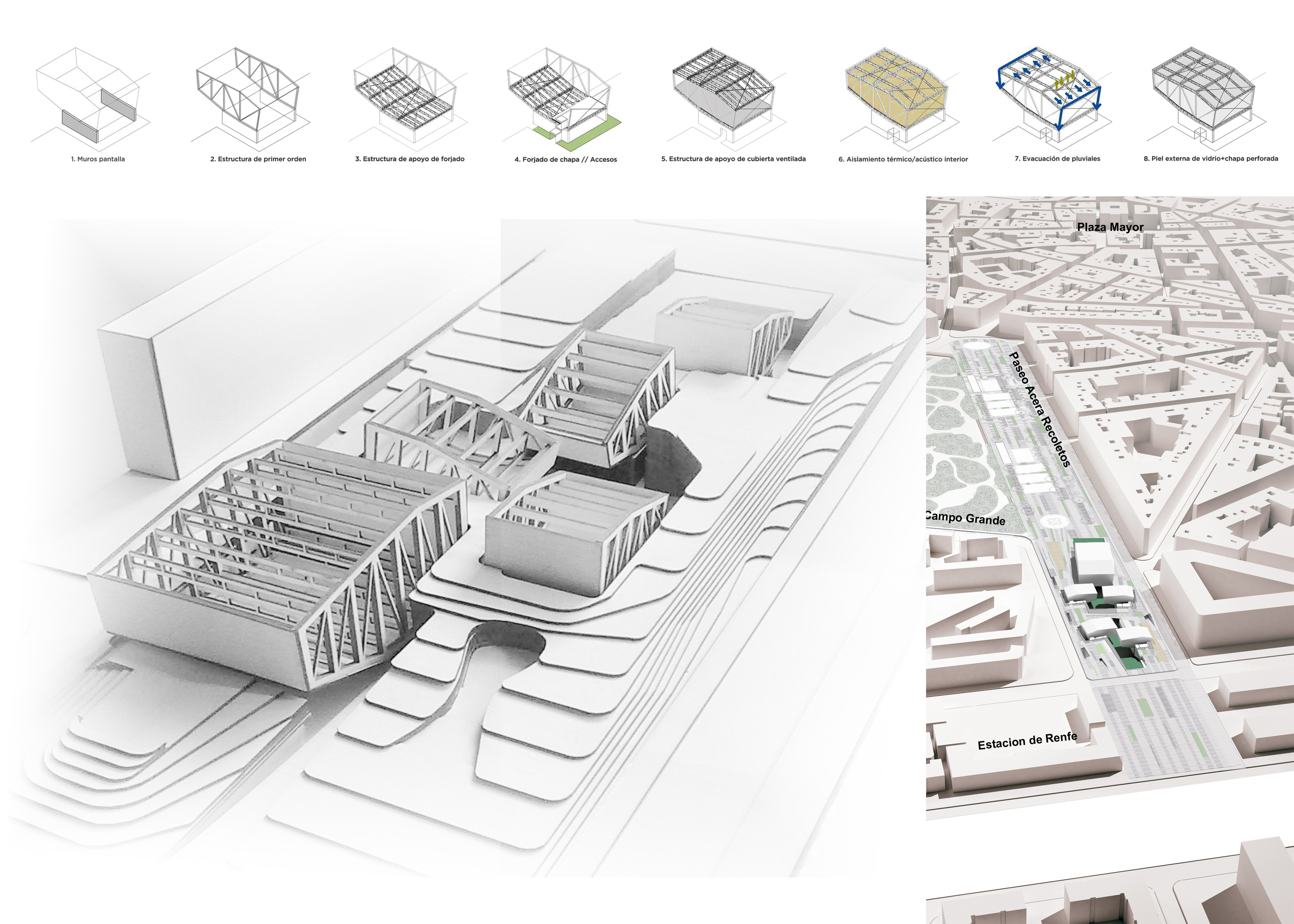 1000 Proyectos Pfc Worksdifferent Arquitectura