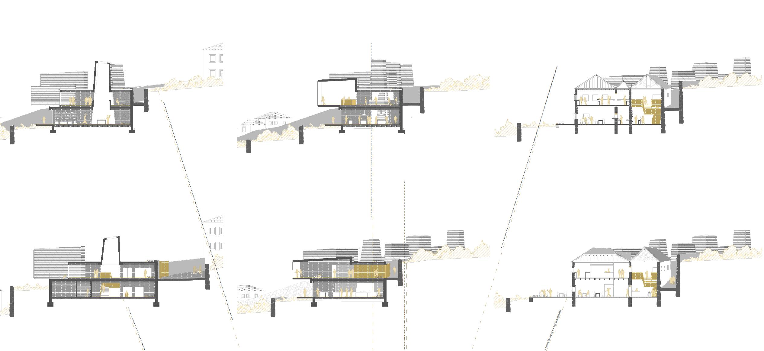 1000 proyectos pfc worksdifferent arquitectura for Cocina definicion arquitectura