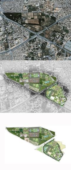 WD edaw park design