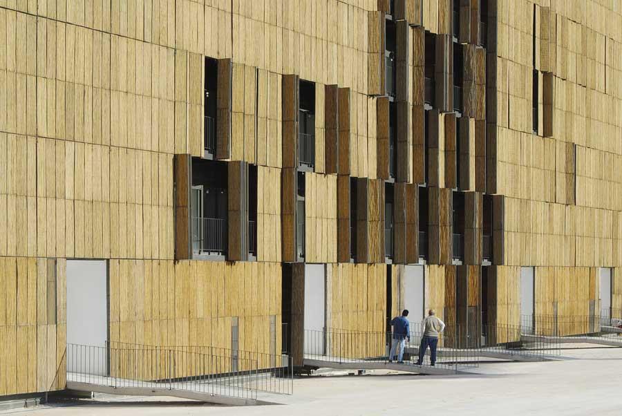Habitamos viviendas colectivas worksdifferent arquitectura for Habitamos madrid