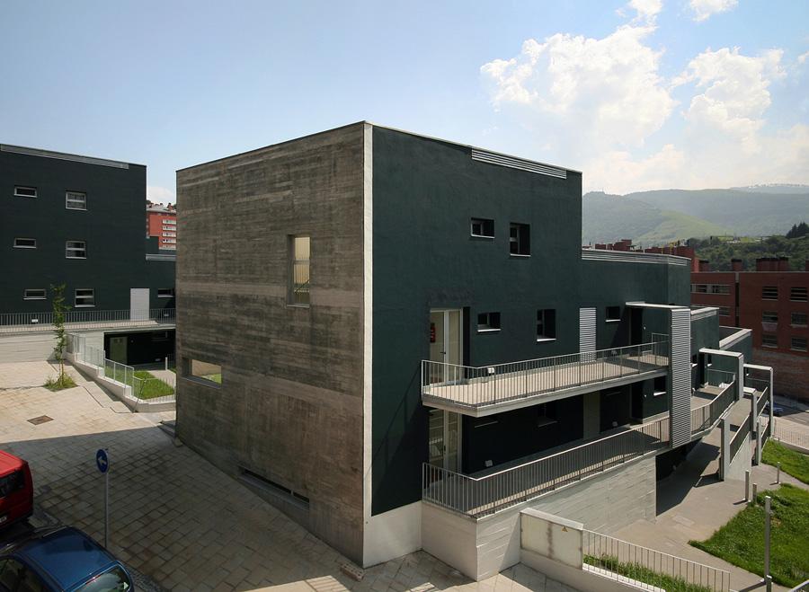 Habitamos viviendas colectivas 2 worksdifferent arquitectura for Habitamos madrid