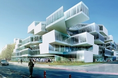 Actelion Business Center_Suiza_HERZOG & de MEURON_1