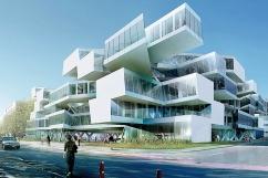 Actelion Business Center_Suiza_HERZOG & de MEURON_1