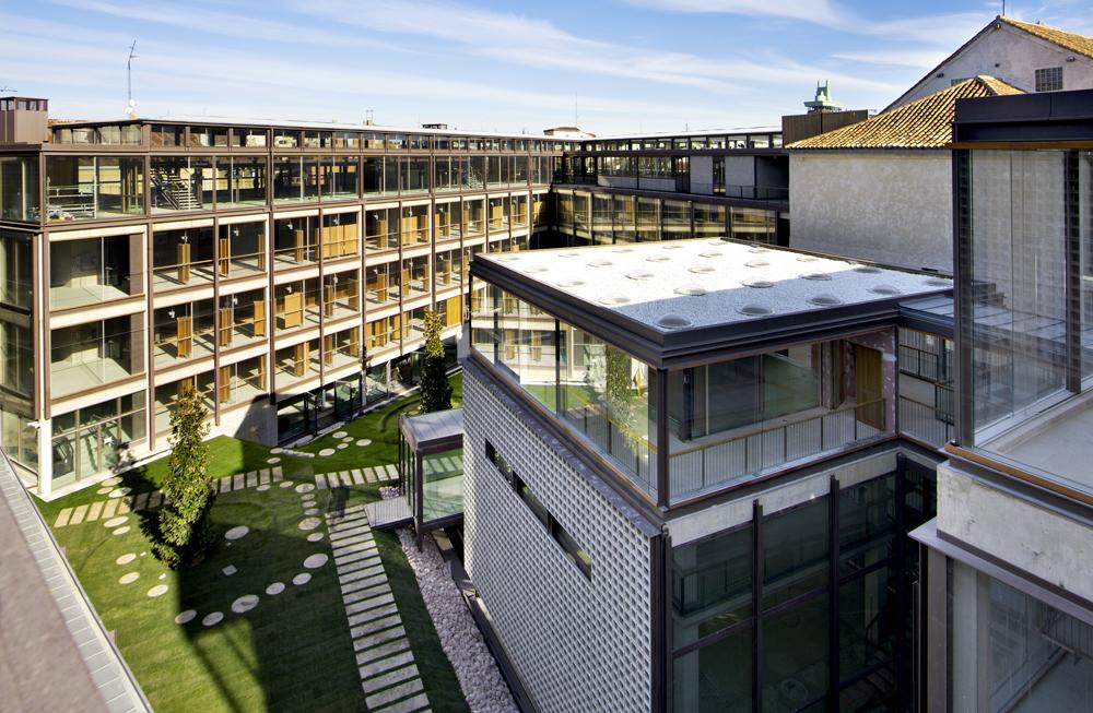 Todo es arquitectura worksdifferent arquitectura - Arquitectos madrid ...