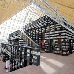 Book Mountain _Spijkenisse_MVRDV_1