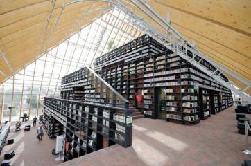 Book Mountain _Spijkenisse_MVRDV_1