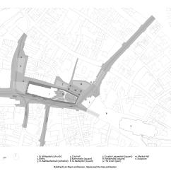 robbrechtendaem-vanhee-market hall gent-situation plan