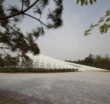 Equipamiento del Parque Shanhaitian HHD - FUN Architects -8