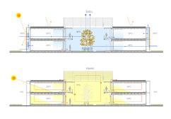 57 VIVIENDAS UNIVERSITARIAS EN EL CAMPUS DE L'ETSAV-H ARQUITECTES-16