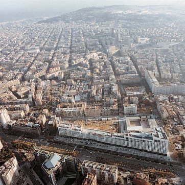 Renovaciones urbanas worksdifferent arquitectura Centro comercial lilla