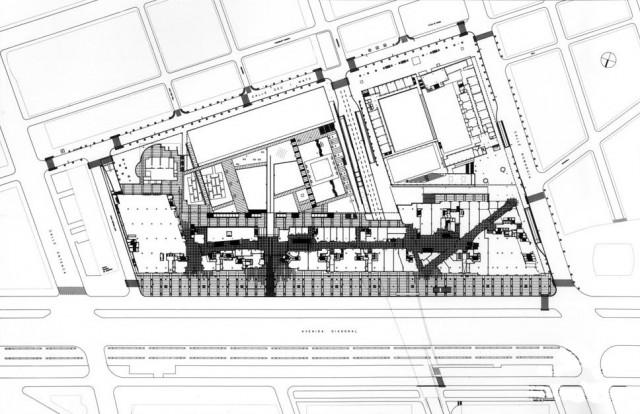 Centro comercial l illa diagonal rafael moneo 5 worksdifferent arquitectura - Centro comercial lilla ...
