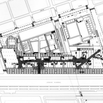 Renovaciones urbanas worksdifferent arquitectura - Centro comercial illa diagonal ...