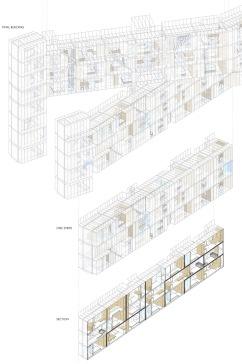 New typology-housing building- Copenhagen-BORYS WRZESZCZ-6