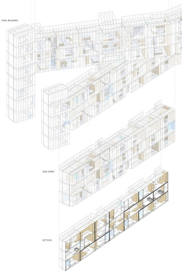 New typology-housing building- Copenhagen-BORYS WRZESZCZ-6