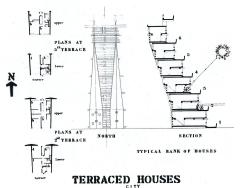 Terraced Housing: viviendas en la gran ciudad