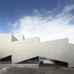 Maritime Museum - Porsgrunn - COBE Transform -4