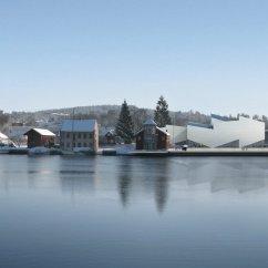 Maritime Museum - Porsgrunn - COBE Transform -9
