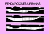 Renovaciones Urbanas