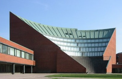 Auditorio Universidad Helsinki-ALVAR AALTO-1