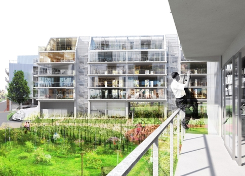 Lacaton & Vassal - 96 logements, Chalon-sur-Saône-13